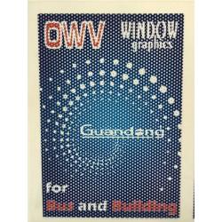 One Way Vision - š.137cm