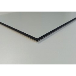 C-Bond 100x200 cm, BÍLÁ M / BÍLÁ M, tl.3mm