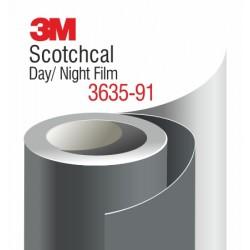 3M Scotchcal 3635-91, kouřově šedá