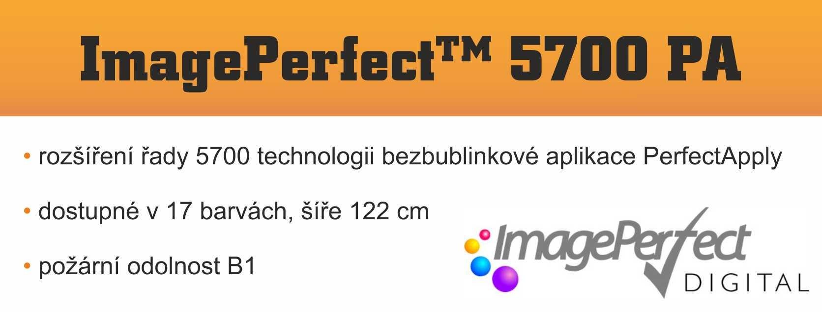 NOVINKA - ImagePerfect 5700 PA