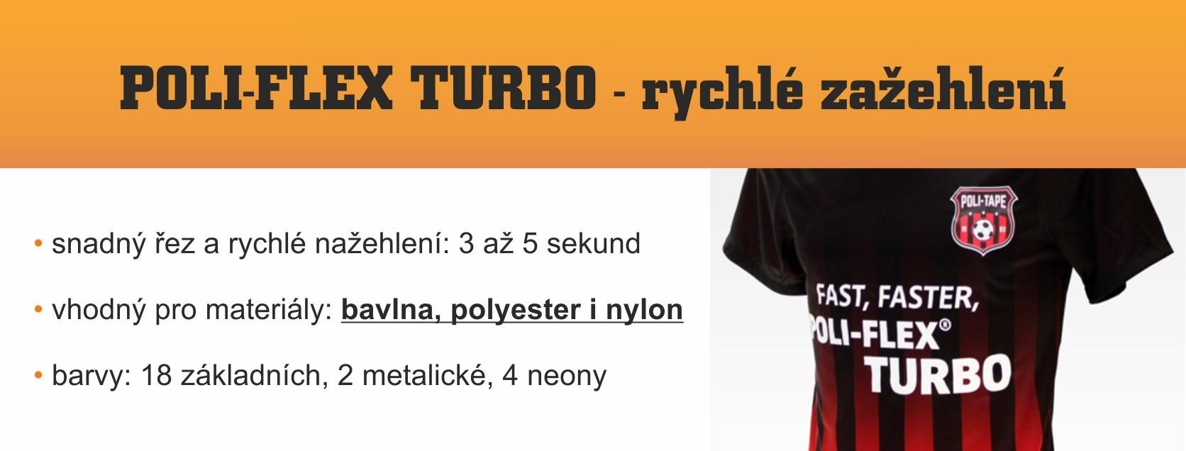 NOVINKA - Poli-Flex TURBO