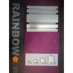 Rainbow 92x92mm