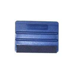 Stěrka Avery modrá plast 130x80mm