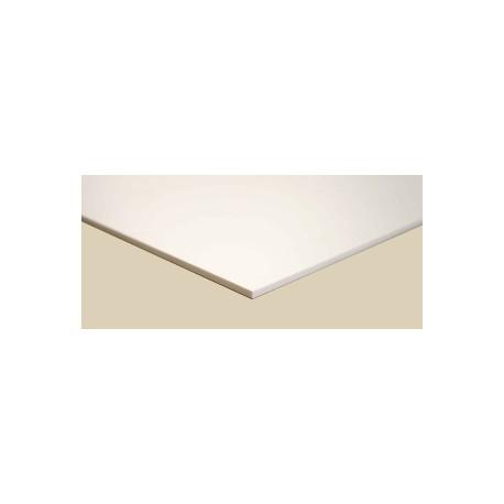 Bílá pěněná deska 156x305cm, tl.5mm