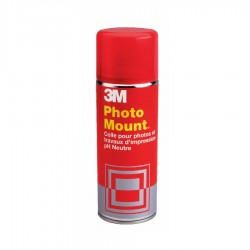 Lepidlo 3M Photo Mount 400ml