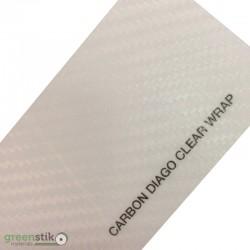 Ritrama Carbon Wrap Clear Diago, š.: 152 cm