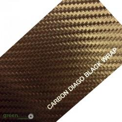 Ritrama Carbon Black Wrap, š.: 152 cm