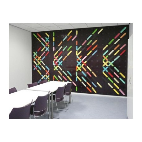 Profit WALLFILM Textured Canvas