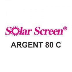 Argent 80C, barva stříbrná, š. 182 cm