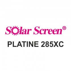 Platine 285 XC, barva stříbrná, š. 152.5 cm