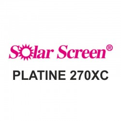 Platine 270 XC, barva stříbrná, š. 152.5 cm