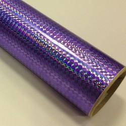Fantasy 1/4 mosaic violet