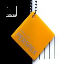Perspex® litý - opál, žlutá 229, 2030x13050 mm, tl.3mm,