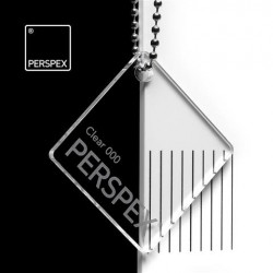 Perspex® litý, čirý, 203x305cm, tl.10mm