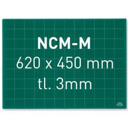 Zelená podložka NCM-M, 620 x 450 x 3mm