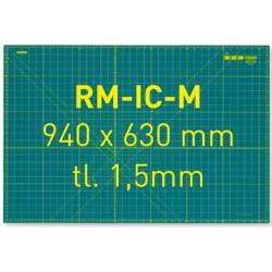 Zelená podložka RM-IC-M, 940 x 630 x 1,5mm