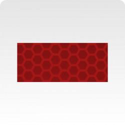Avery Visiflex V-8008, barva červená, š. 122cm