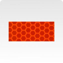 Avery Visiflex V-8014, barva fluorescentní oranžová, š. 122cm
