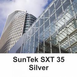 SunTek SXT 35 silver, š. 183 cm
