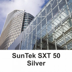 SunTek SXT 50 silver, š. 183 cm