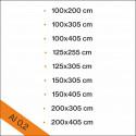 3mm, Al 0,2mm