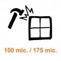 Ochranné fólie 100 a 175 mic.