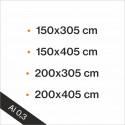 3mm, Al 0,3mm